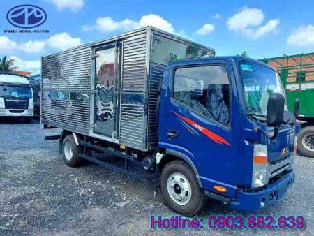 xe-tai-jac-3t49-thung-kin,N350TK,JAC3T49